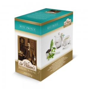 Sir William's Royal Taste Mint Prince 50 herbat