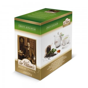 Sir William's Royal Taste Green Kingdom 50 herbat