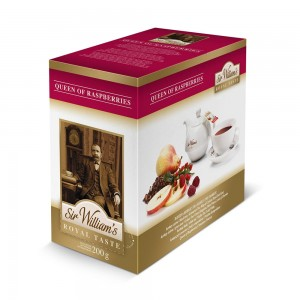 Sir William's Royal Taste Queen Of Raspberries 50 herbat