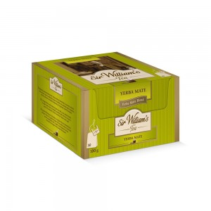 Sir William's Tea Yerba Mate 50 herbat