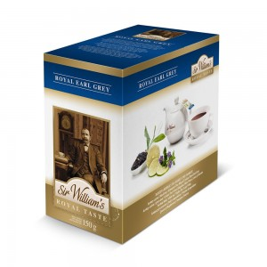 Sir William's Royal Taste Earl Grey 50 herbat