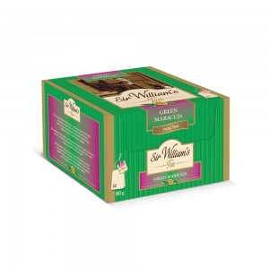 Sir William's Tea Green Maracuja 50 herbat