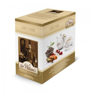 Sir William's Royal Taste Lady White 50 herbat