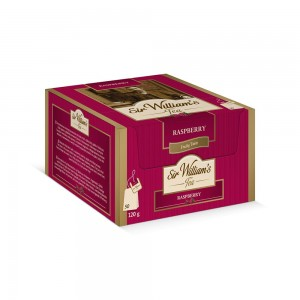 Sir William's Tea Raspberry 50 herbat